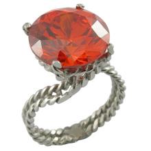 Mode Künstliche Finger Edelstahl Imitation Ring