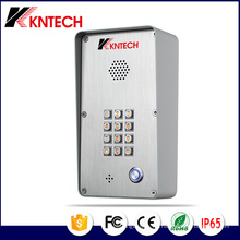 Teléfono que golpea la plataforma para el teléfono teledirigido de la puerta (Knzd-43) Kntech