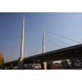 Pedestrian bridge design  truss bridge