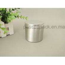 Lata de alumínio do metal 3oz para a embalagem do pó do alimento (PPC-AC-058)