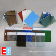 Building Glass -- Eastglass -- Float Glass, Pattern Glass, Painted Glass, Mirror
