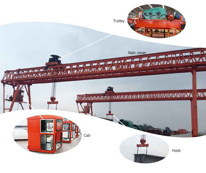 Bridge Beam Gantry Crane