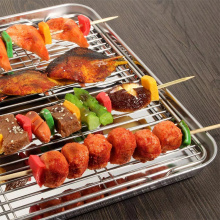 Multipurpose Stainless Steel Baking Cooling Rack Grill Grate