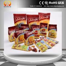 Heißsiegelfähiges VMBOPP / VMCPP für Kartoffelchips Verpackungsfolie