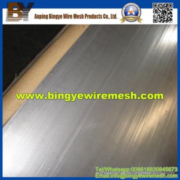 Metal perforado galvanizado para la producción de cemento