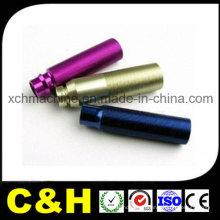 Custom Precision Brushed Anodizing Aluminum CNC Machining Parts