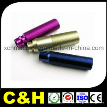 Изготовленная на заказ точность матовый Анодировать алюминиевые части CNC подвергая механической обработке