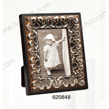 Classical Wooden Picture Frame with Distressing Finish