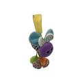 Plush Ladybug Hammock Toy