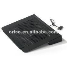 2012 neueste Alle Aluminium14inch Laptop Kühlkissen ORICO NCA1511