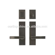 Manijas de puerta del acero inoxidable del bastidor de inversión de la alta calidad / manija modificada para requisitos particulares / pequeña cantidad aceptada