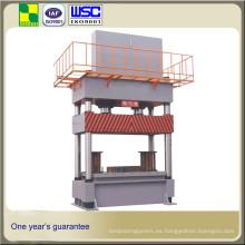 Prensa hidráulica para la forja del metal