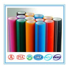 Fabricación de tubería de polietileno de alta densidad silicio base