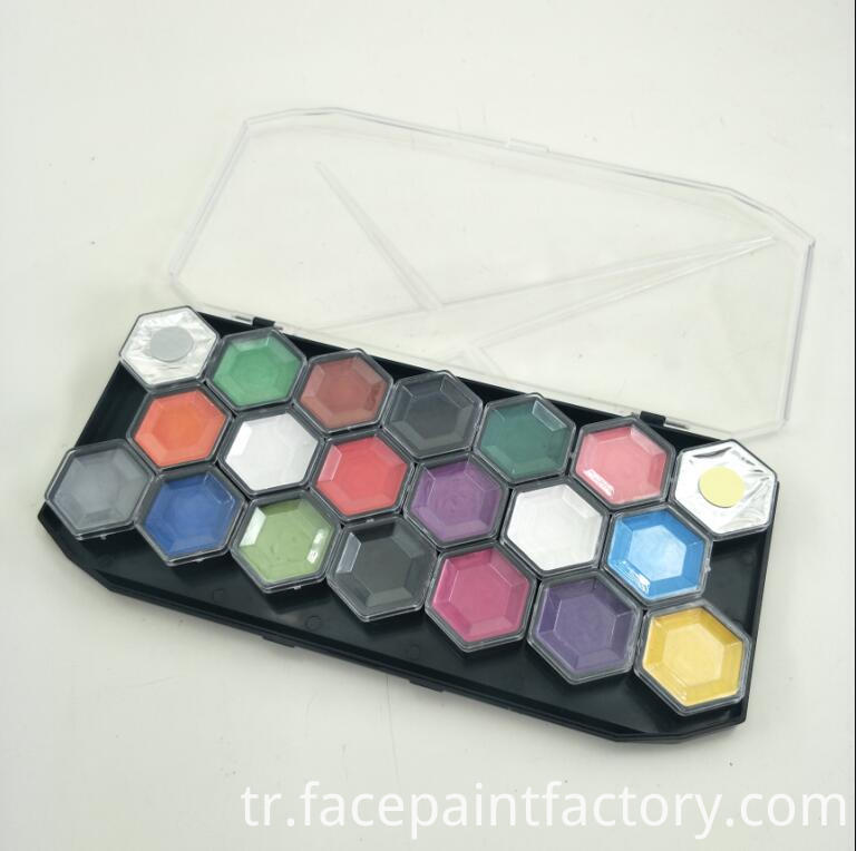 20colors Face Paint