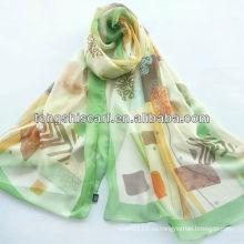 TongShi Бренд мода шарф