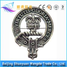 Insigne de badge / émail en métal