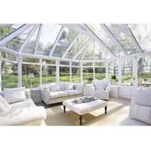 Excelente calidad Estilo moderno Último diseño Diseño personalizado Sunroom Roof