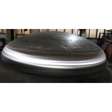 Best quality and factory for China Stainless Steel Torispherical Head,Stainless Steel Torispherical Dish Head,Cold Forming Torispherical Head Wholesale Korbbogen head for beer tanks export to Colombia Importers