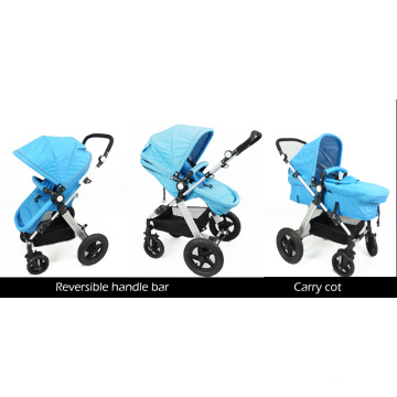 2015 Aluminum alloy manufacture baby stroller with EN188 certification,baby walker