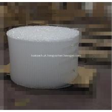 Embalagem de rolos de coluna preenchida a ar para persianas