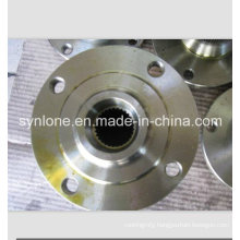 Flange Machining Parts Mteal Flange for Industry Stainless Steel Flange