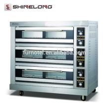 Equipo de restaurante comercial K338 Bakeries Pita Electric Bread Oven