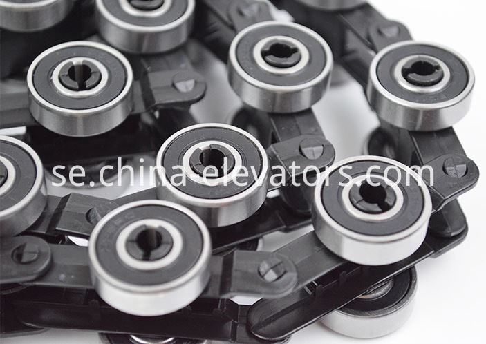 KONE Escalator Rotary Chain 24 pair rollers