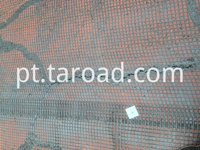 Self Adhesive Glass Fiber Geogrid