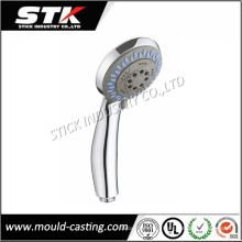 Peças plásticas do banheiro da modelação por injeção do OEM para as cabeças de chuveiro do banheiro