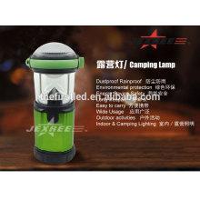 Светодиодный кемпинг светло-зеленый цвет супер яркий кри ручной перезаряжаемый