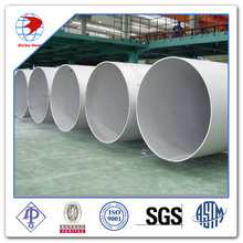 seamless stainless steel a312 tp304l pipe