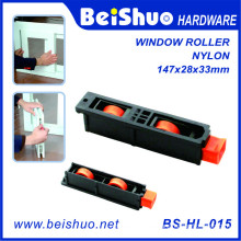 Adjustable Window Roller with Nylon Wheel
