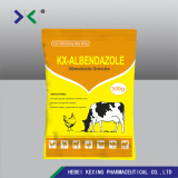 Animal Albendazole Granules Drug