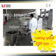 Maquinaria auxiliar cortador de vegetais cortador de tigelas Chopper