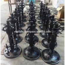 Industrial Jack Crank Table Base