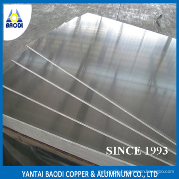 5052 H32 Aluminum Panel Discount 4′*8′ Mill Finish Building Material Hardware for India Market