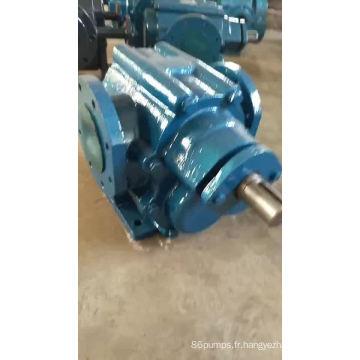 ZYB pompe à huile usée pompe en acier inoxydable pompe à engrenages