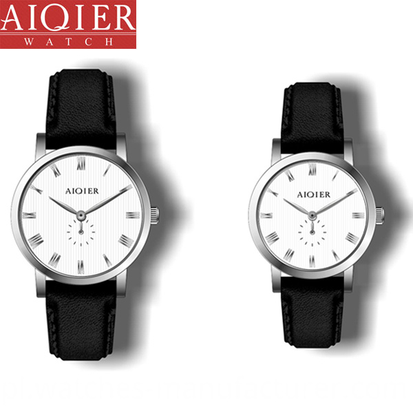 Couple Steel Classic Watch