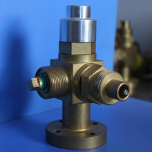 Copper Casting Brass Valve