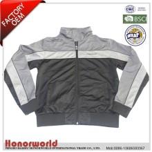 BSCI approved factory 100% polyester man jacket / jacket men / custom sports jackets