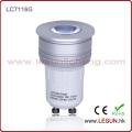 Novo produto jóias Spotlight GU10 1W Bulb Spot para LC7116g