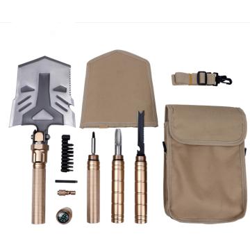 Portable Folding Outdoor Survival Shovel