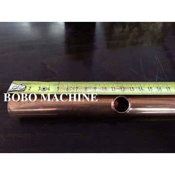 Machine à poinçonner et à perforer perforée CNC en cuivre
