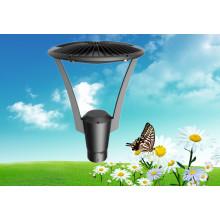 Les ventes chaudes!! Les lampes solaires de jardin 40W 3000K installent le parc, le jardin, le jardin / le luminaire de jardin solaire