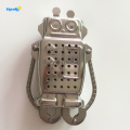 Stainless Steel Robot Tea Leaf Infuser Strainer Filter