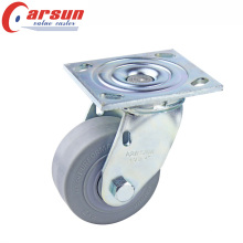 100mm Heavy Duty Swivel Caster with TPR Wheel