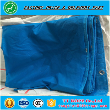 Construction PVC coated fireproof safety mesh net for stairs