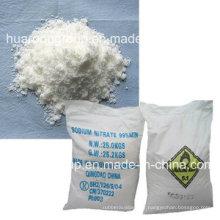 Nitrate de sodium No de CAS: 7631-99-4