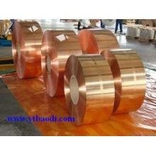 Messing Coil / Streifen H62 (C28000)
