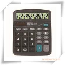 Calculadora de 12 dígitos para la promoción